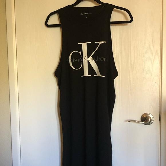 b7cb63e0e90c Calvin Klein Dresses   Skirts - Calvin Klein beach dress